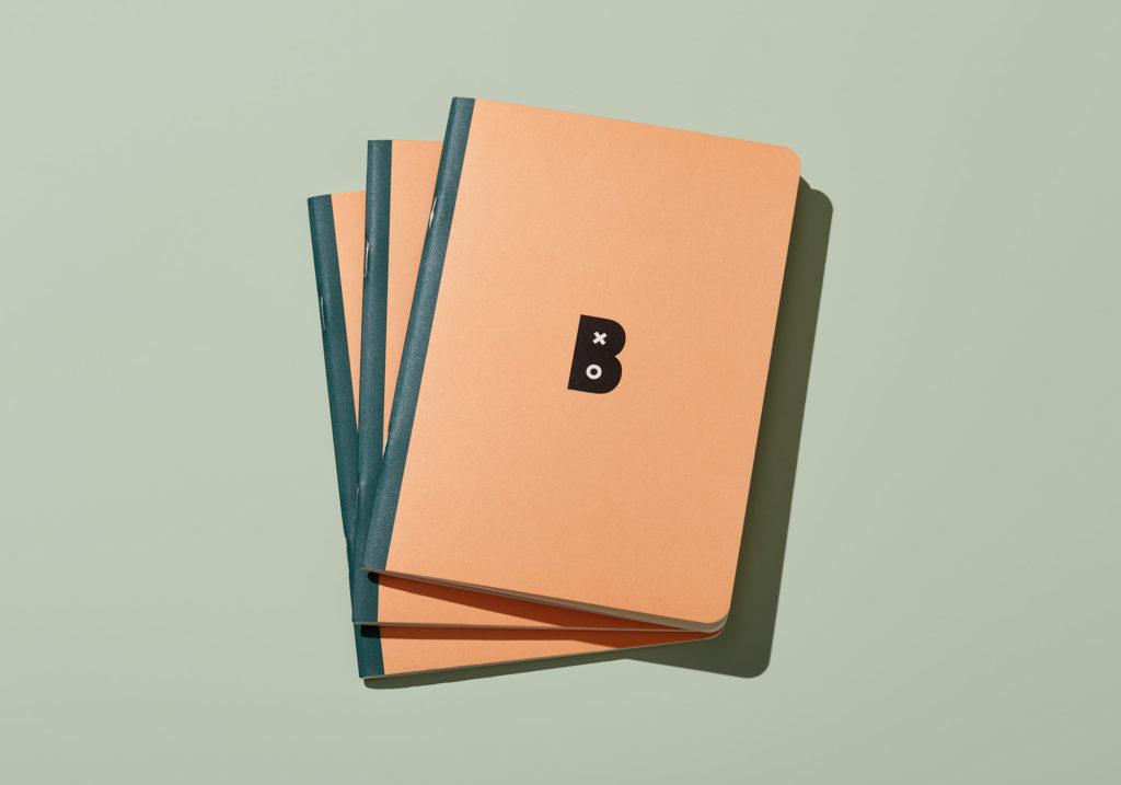 Becca notebooks