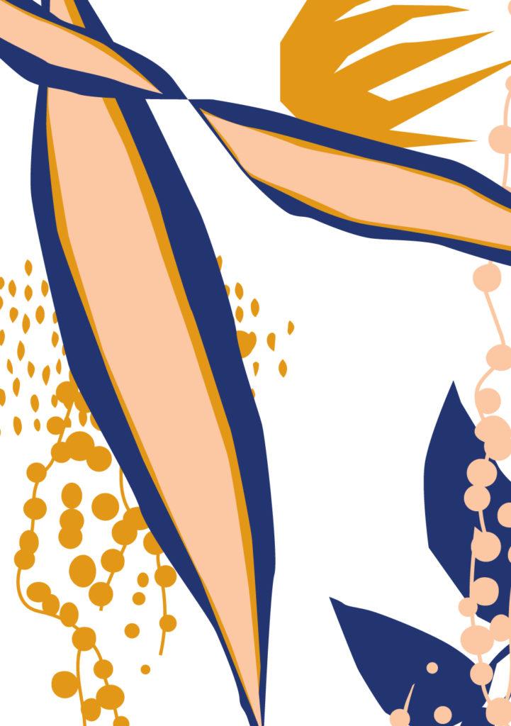 Bloomscape Illustration